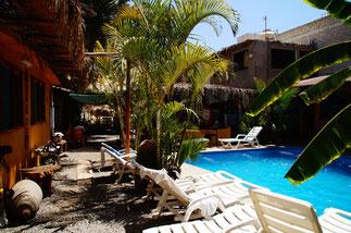 Hostel mit Pool - darf es sonst noch etwas sein?