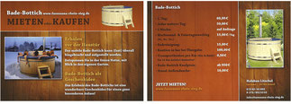 Badebottich Flyer