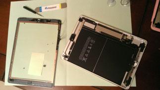 dépannage ipad ipod remplacement écran lcd tactile informatique cg conseils