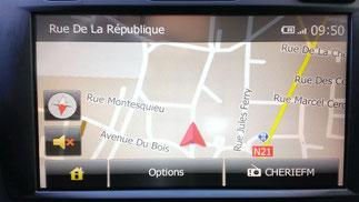 dépannage mise à jour GPS embarqués RLink WipNav Smeg MediaNav Carminat Sync