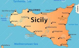 Zeiljacht huren in Italie rond Sicilie en Sardinie