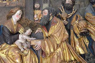 Altar in der Predigerkirche, Erfurt