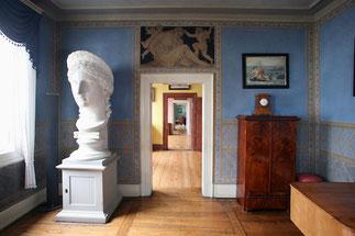 Junozimmer in Goethes Wohnhaus am Frauenplan