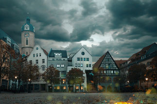 Historischer Markt in Jena