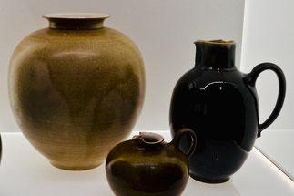 Bauhaus-Keramik in Dornburg
