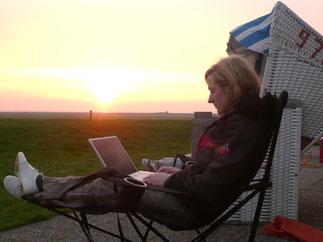 Handy Empfang und Wireless Lan - kein Problem auf dem Ferienhof Volkertswarft