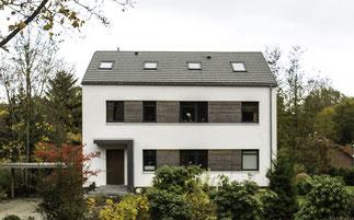 Mehrfamilienhaus nach Sanierung Buchholz