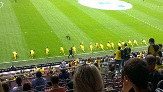 FC Augsburg - Borussia Dortmund am 30. September 2017