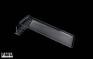 Plateau de présentation 17, FMU GmbH, plateaux de présentation transparents