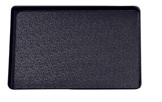 Plateau de présentation 9903021, FMU GmbH, plateaux de présentation noirs