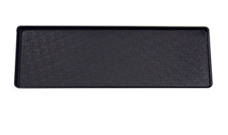 Plateau de présentation 9903009, FMU GmbH, plateaux de présentation noirs