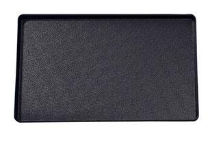Plateau de présentation 9903004, FMU GmbH, plateaux de présentation noirs