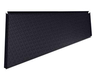 Plateau de présentation personnalisé-triangle, trapèze 9903026, FMU GmbH, plateaux de presentation noirs