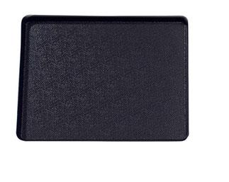 Plateau de présentation 9903022, FMU GmbH, plateaux de présentation noirs
