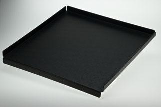 Plateau de présentation personnalisé-rectangle 9903025, FMU GmbH, plateaux de présentation noirs