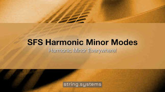 SFS Harmonic Minor Modes