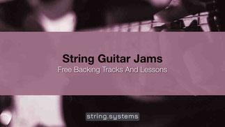 String Guitar Jams