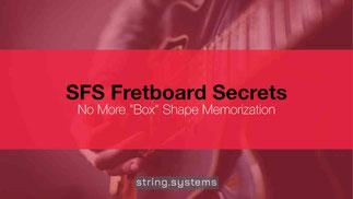 SFS Fretboard Secrets