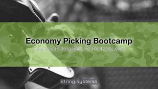 Economy Picking Bootcamp