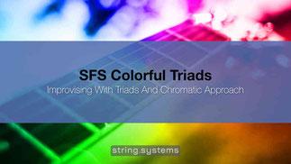 SFS Colorful Triads