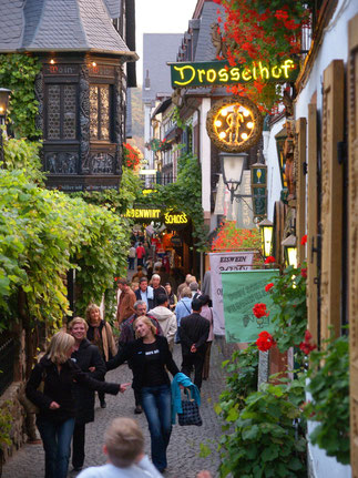 © Rüdesheim Tourist AG