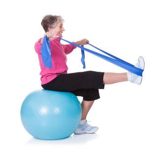 ginnastica fisioterapica, fisioterapia