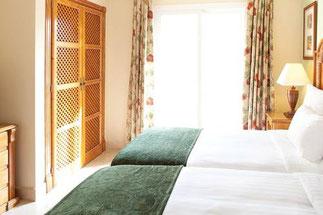 1, 2- und 3-Zimmer Appartments stehen zur Verfügung