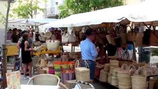 Wöchentlicher Markt in Cala Millor