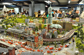 Miniatur Wunderland in Hamburg