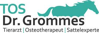 Logo TOS Grommes Tierarzt