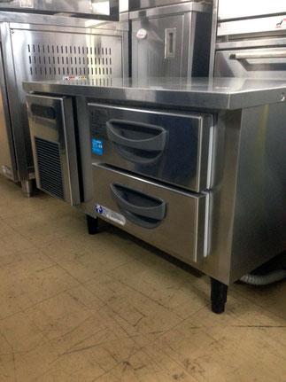 引出し式 冷凍庫