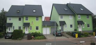 Nachher Dachbeschichtung & Fasssadenbeschichtung