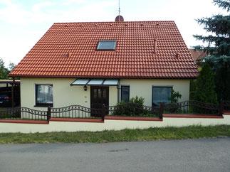 Dach und Fassade Nachher