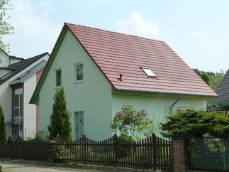 Nachher - Fassaden u.- Dachschutzbeschichtung