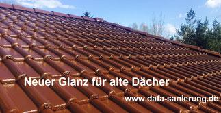 Dachbeschichtung Da-Fa Sanierung