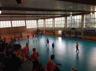 Handball im Sportpark
