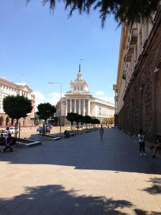 Sofia Stadtmitte
