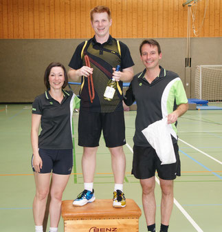 Sieger Vereinsturnier Matthias