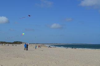Strand De Banjaard zu jeder Jahreszeit wunderschön