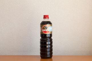 うす塩醤油1Lラベル