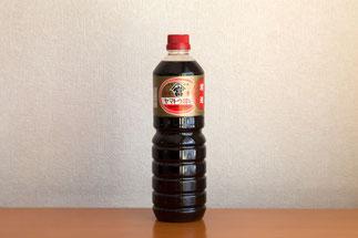精選醤油1Lボトル