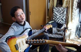 初心者 アコースティックギター