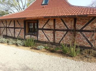 Burgunder Bauernhaus