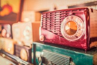 radio vintage créativité communication écoute