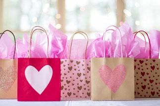 Geschenktüten Kindergeburtstag