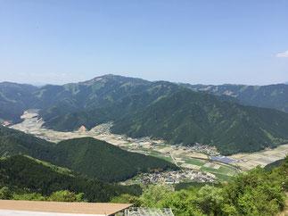 会社からすぐ近く。こんな上からの景色が見られるとは!