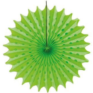 Honeycomb Neon Groen 45 cm € 2,75