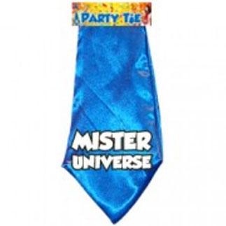 Party Tie Mister Universe € 3,95