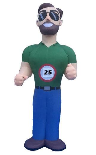 George 3,5 m