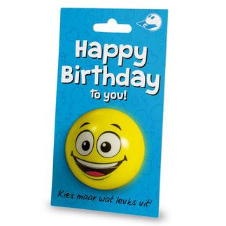 Happy Birthday € 3,99 OP VOORRAAD